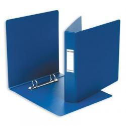 Папка горизонтальная на 2-х кольцах Bantex, А5, 35 мм, синий