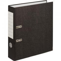 Папка-регистратор Элементари, А4, 80 мм, черная