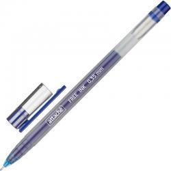 Ручка гелевая Free ink, 0,35 мм, синяя