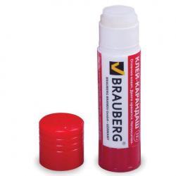 Клей-карандаш Brauberg, 15 грамм