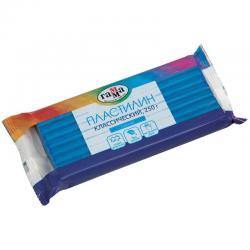 Пластилин Классический, 250 грамм, синий