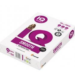 Бумага IQ Smooth, А4, 160 г/м2, 250 листов