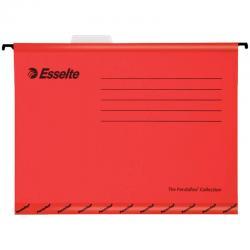 Подвесная папка Esselte Pendaflex Plus Foolscap, А3, красная
