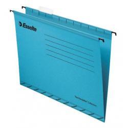 Подвесная папка Pendaflex Plus Foolscap, 240x412 мм, синий